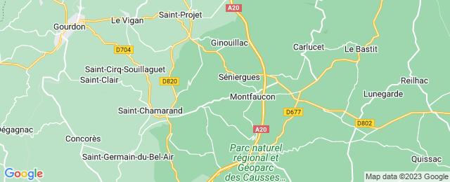 Tendi- lodgetent Domaine de la Faurie