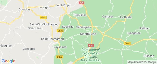 Tendi- safaritent Domaine de la Faurie