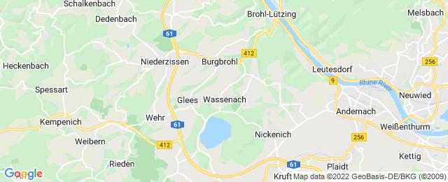 RCN - Laacher See - Safaritent Eltz