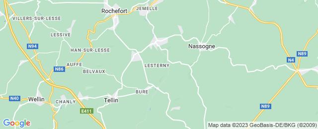 BoerenBed - Ferme de Rochefort en Ardenne
